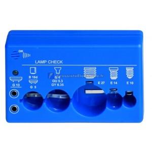 Checker ampoules universels de signaux acoustiques.