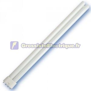 Encadré 10 ampoules basse consommation 36W 2G11 4200K PL-journée