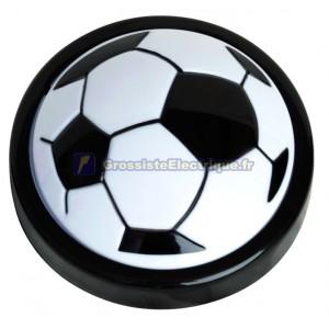 Pushlight modèle de ballon de football. idéal pour les chambres, garages, escaliers, caravanes, campings, etc. AA 4R6.