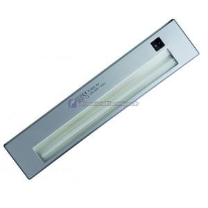 Électronique en aluminium couleur de la bande 8 W T5 342 mm - 1 fluorescente
