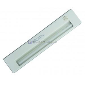 Électronique bande blanche 8 W T5 342 mm - 1 fluorescentes