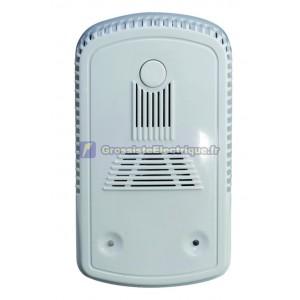 Alarme détecteur de gaz
