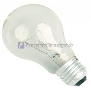 Boîte ampoules à incandescence standard 10 230 60W E27 claire