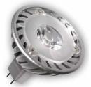 Encadré 10 G5 3W MR16 ampoules LED, 3 12V 38 º froid 6400K